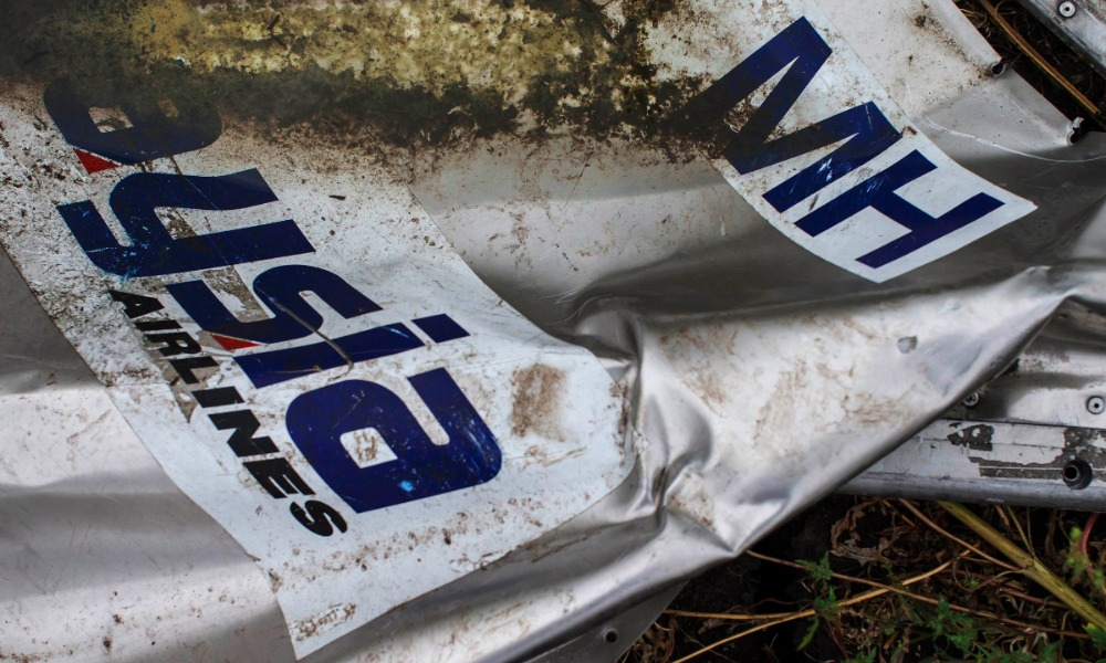 Кремль - о новом докладе группы Bellingcat про сбитый Boeing: Какие-то слухи и подтасованные данные