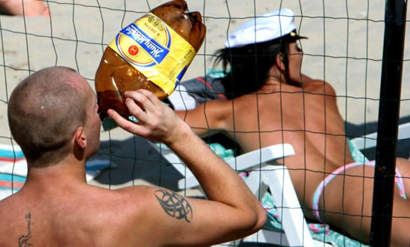 Продажа алкоголя в пластиковых бутылках запрещена решением правительства России