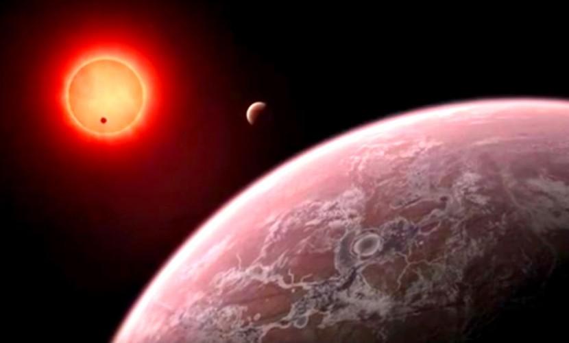 Опубликовано сенсационное видео трех потенциально обитаемых планет вне Солнечной системы