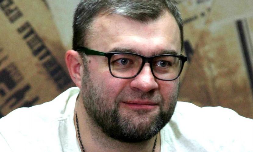 Михаил Пореченков придумал себе патриотический псевдоним после съемок в Крыму