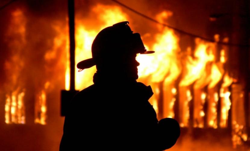 Четверо детей и трое взрослых стали жертвами пожара в Чувашии