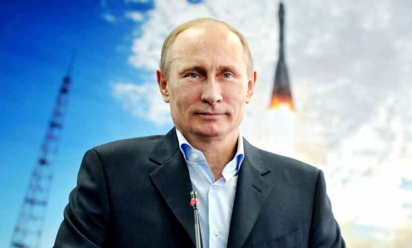 ПрезидентРФ Владимир Путин вошел вдесятку самых уважаемых людей планеты