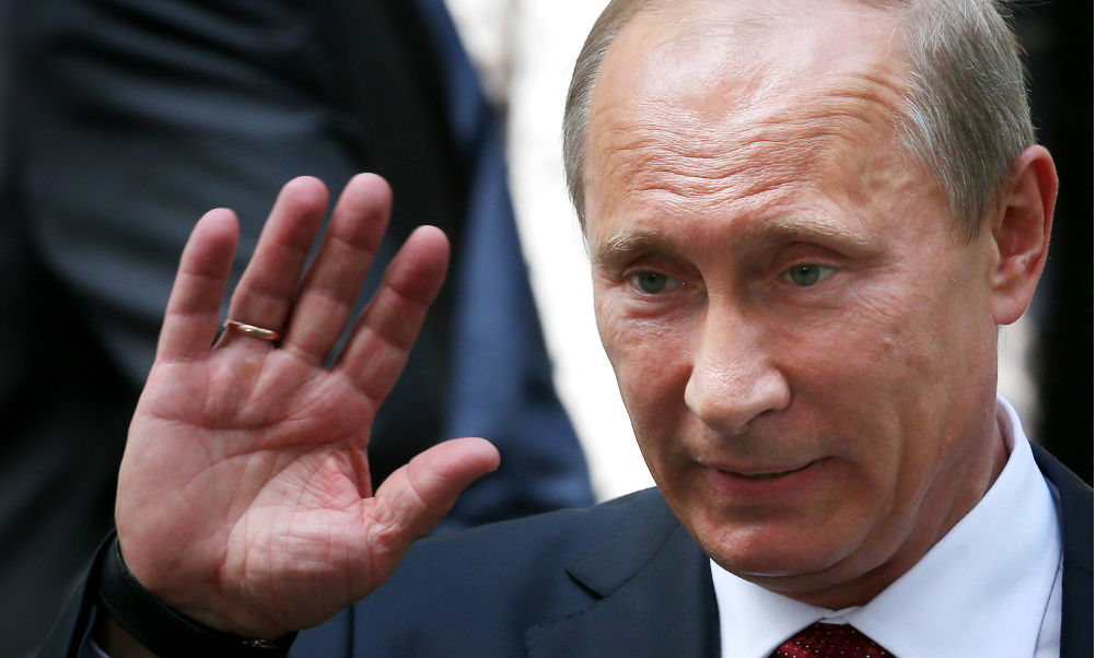 Топ-5 главных достижений Путина за год назвали жители России