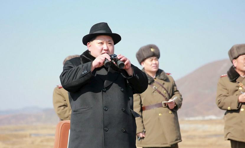 Военные КНДР провалили испытания баллистической ракеты среднего радиуса действия