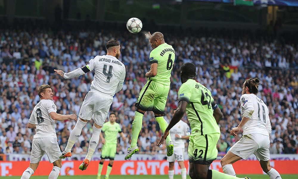 """Real Madrid v Manchester City FC - UEFA Champions League Semi Final: Second Leg"""