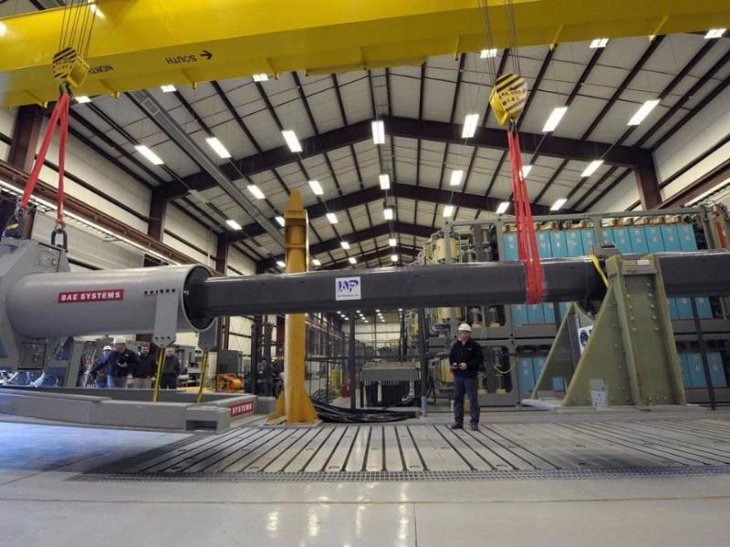 США заявили о готовности потратить $800 миллионов на создание