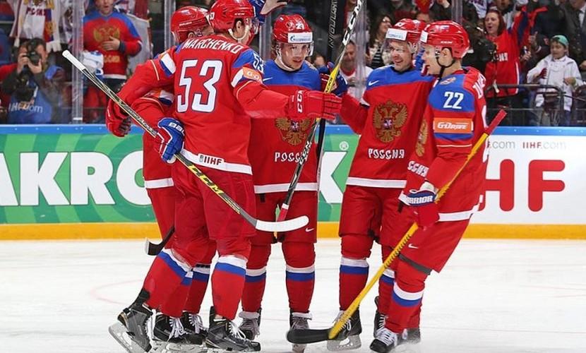 Российские защитники начали, а нападающие довели матч с Данией на ЧМ-2016 до разгрома