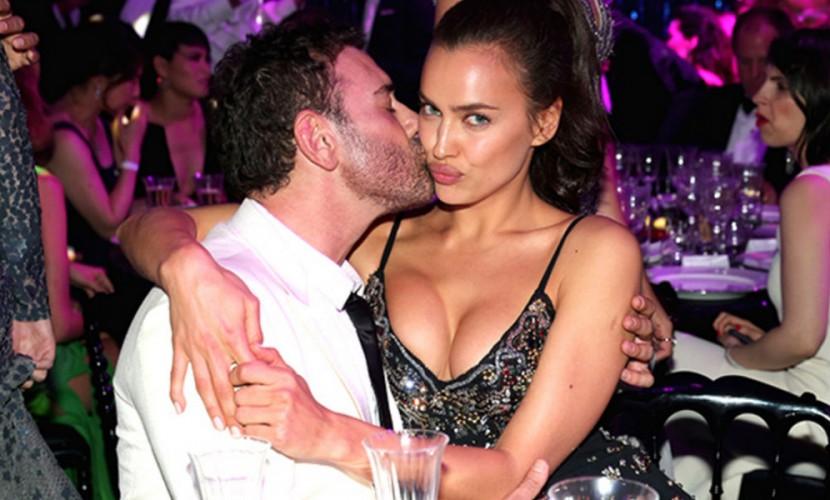 Ирина Шейк в Каннах изменила Брэдли Куперу с «сексуальным турецким плохим мальчиком»