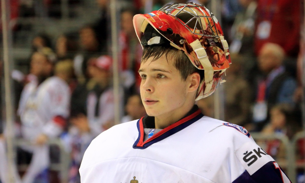 Сборную России по хоккею на