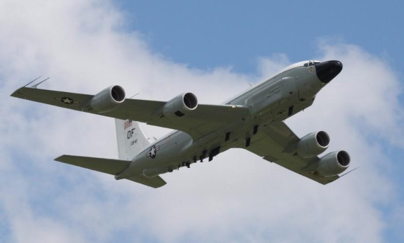 Американский и британский самолеты произвели разведку у российской границы на Балтике
