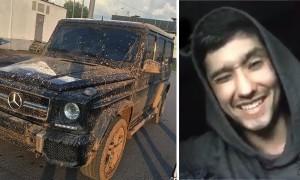 Сына замглавы «Лукойла» задержали по делу о гонке с полицией «золотой молодежи» на Gelandewagen в Москве