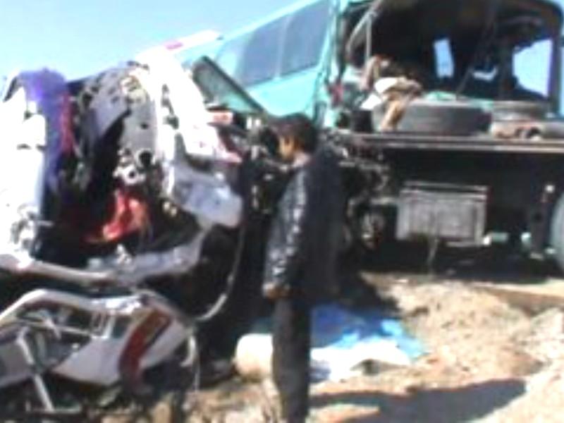 Жуткое ДТП на шоссе в Афганистане унесло более 50 жизней