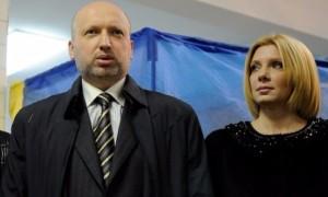 Жену Турчинова хотел зарезать наглый «террорист с холодным оружием»