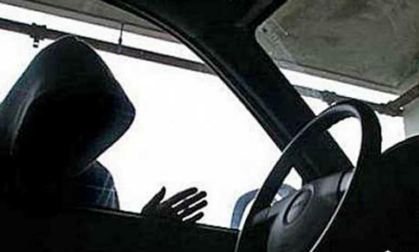 Полицейские вРязани остановили автомобиль спервоклассником зарулем