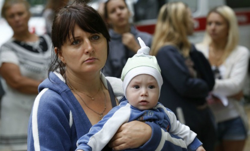 Путин упростил схему по выдаче вида на жительство беженцам из Украины