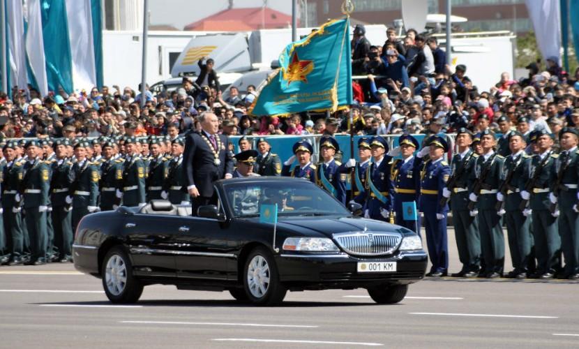 Казахстан небудет проводить парад наДень Победы