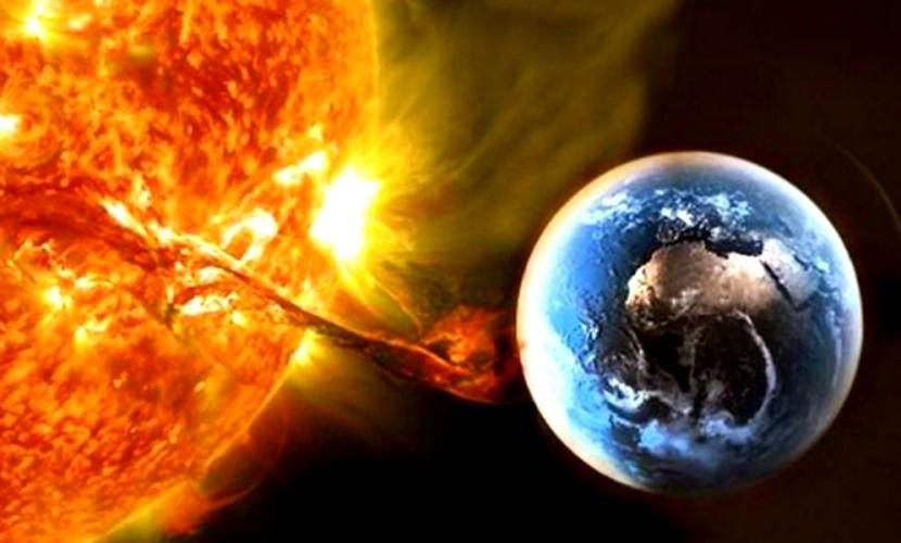 Супервспышки на Солнце стали одной из причин зарождения жизни на Земле