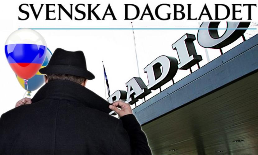 Посольство РФ рассмешили слова военного эксперта о причастности русских шпионов к падению телевышки в Швеции