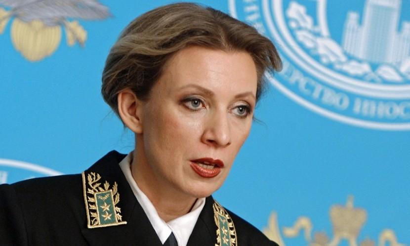 Захарова обозвала украинских депутатов зомби-недоучками за переименование Днепропетровска