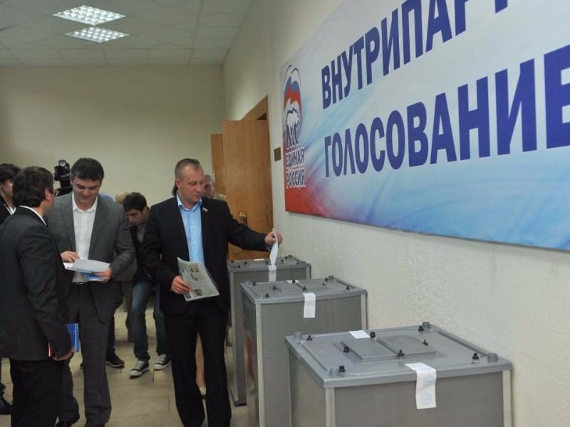 Единороссы предложили узаконить предварительное голосование для всех партий