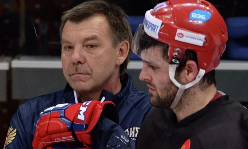 Знарок включил в состав сборной России по хоккею на чемпионат мира-2016 Радулова