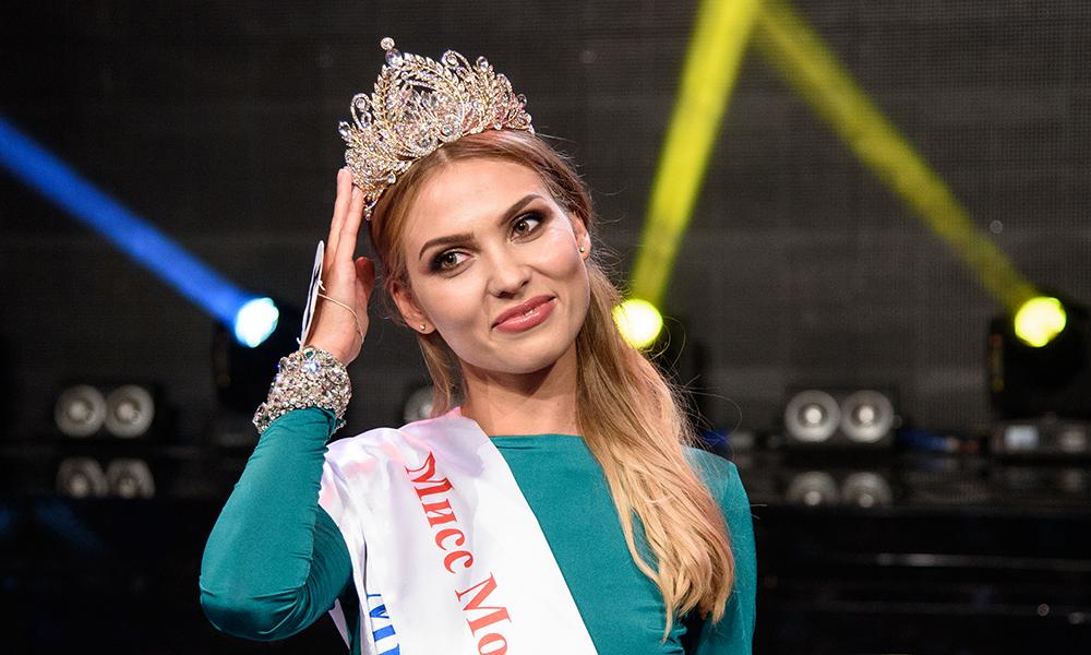 Самая красивая москвичка 2016 года хочет полюбить веселого мужчину