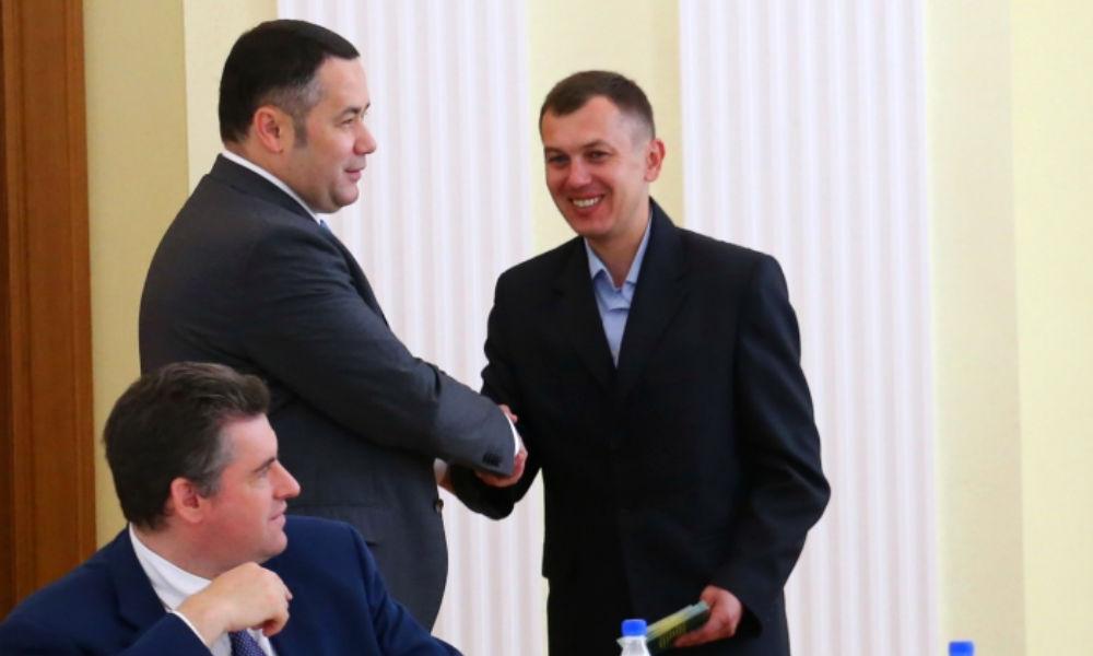 500-тысячное Свидетельство участника программы переселения соотечественников вручили в Твери