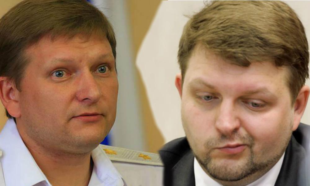 Брат арестованного губернатора Белых лишился работы в правоохранительных органах