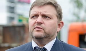 Губернатора Никиту Белых задержали сотрудники Следственного комитета в Москве