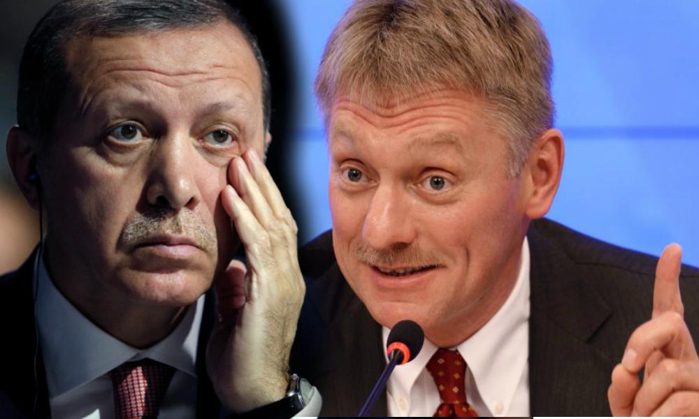 Песков назвал условие примирения России и Турции