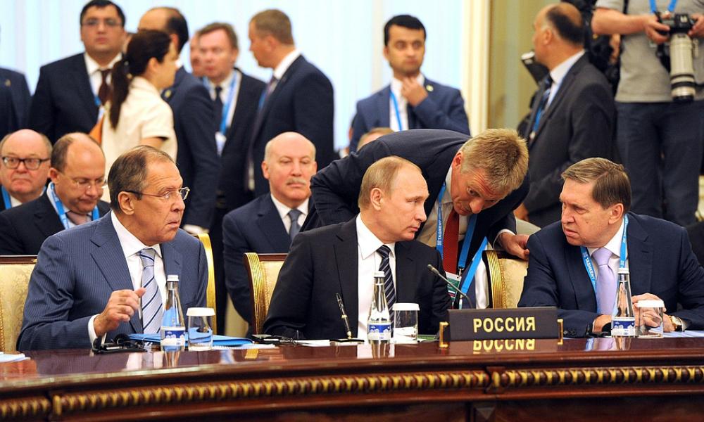 Путин пообещал принять Иран в состав ШОС