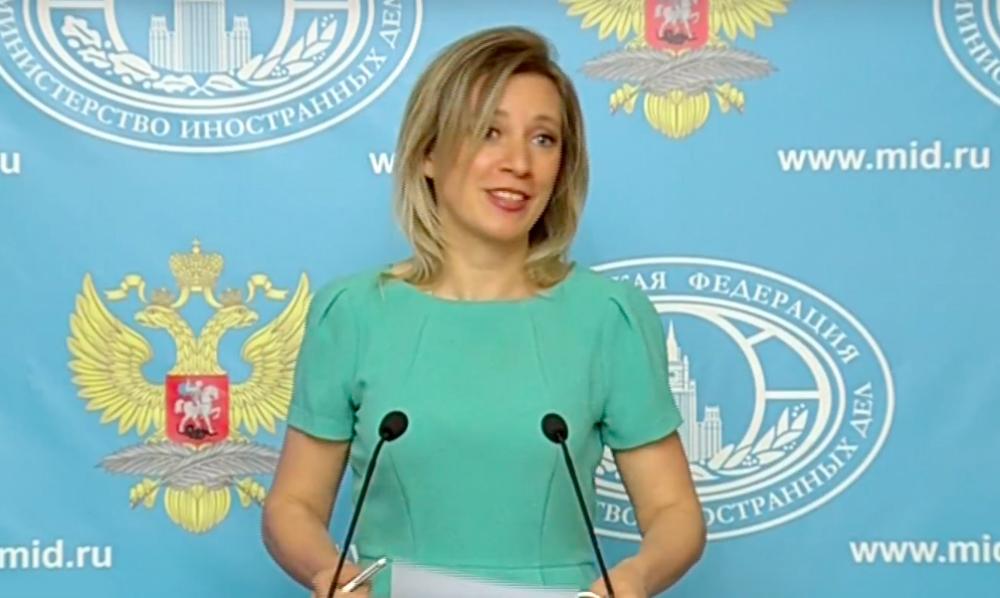 Захарова высмеяла желание Турции помириться с Россией
