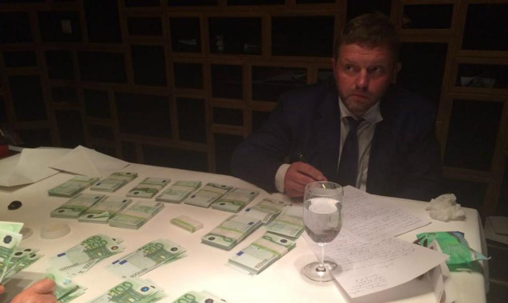 Возбуждено уголовное дело против губернатора Кировской области Никиты Белых