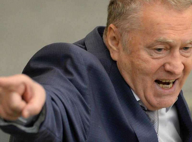 «Собирался в Москву писать заявление»: Жириновский заявил, что Фургал готовился уйти в отставку