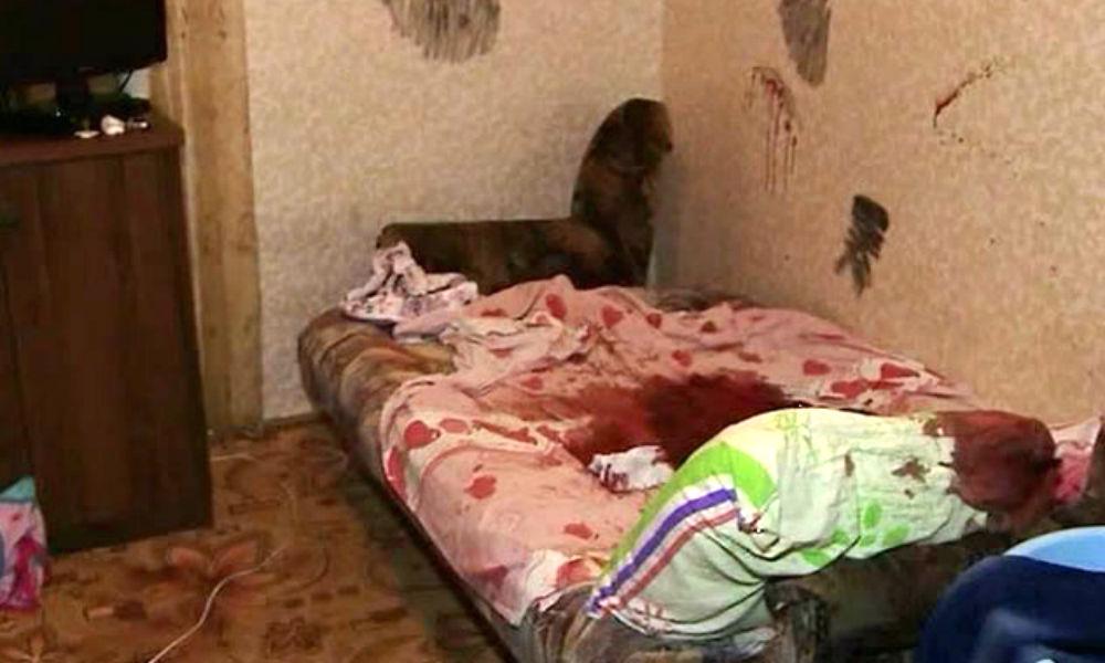 Многодетный отец обезглавил двухлетнюю дочь после ссоры с женой в Приамурье