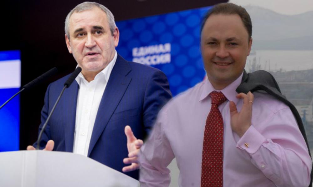 «Единая Россия» не сумела исключить из своих рядов проворовавшегося мэра Владивостока