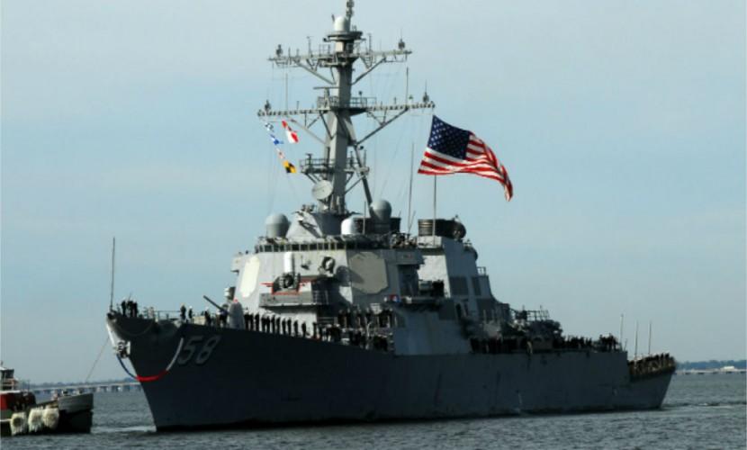 МИД России пообещал ответные действия на заход американских кораблей в Черное море