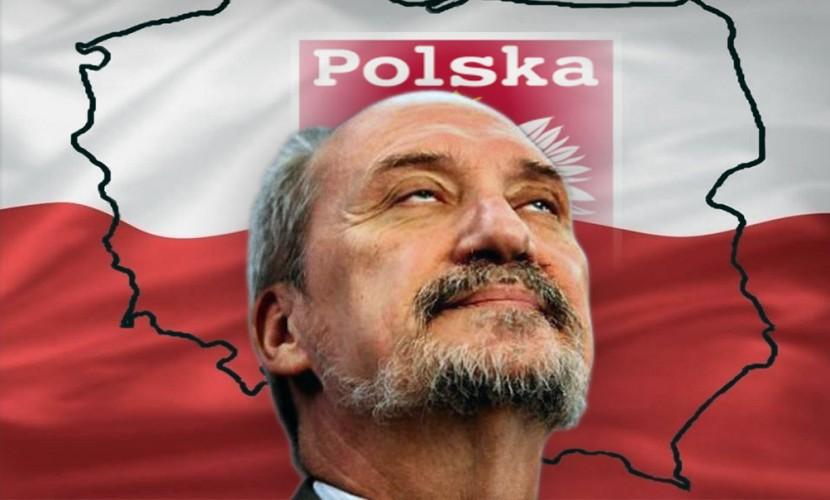 Возглавляющий минобороны Польши