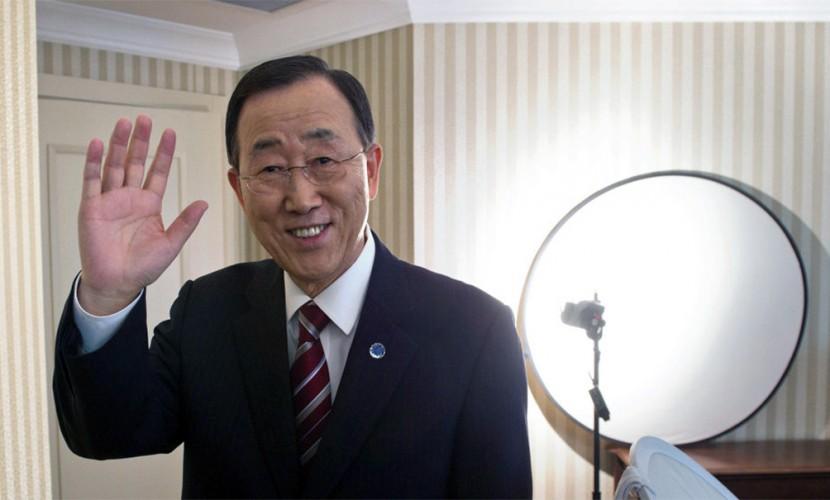 Генеральный секретарь ООН примет участие воткрытии ПМЭФ