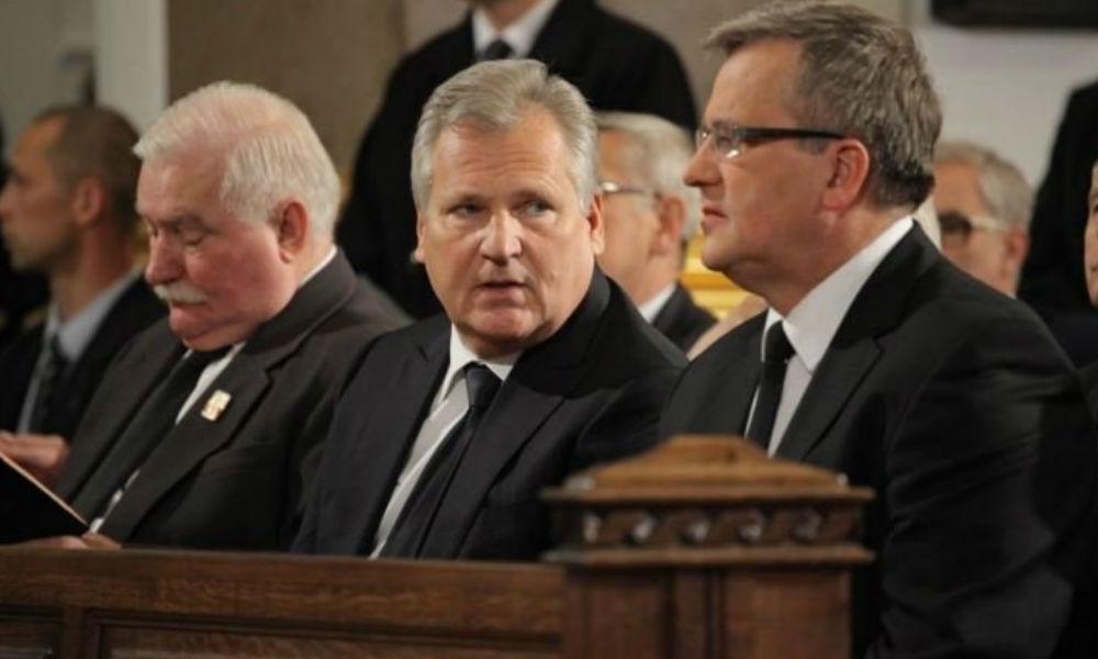 Экс-президенты Польши напророчили Евросоюзу судьбу музея