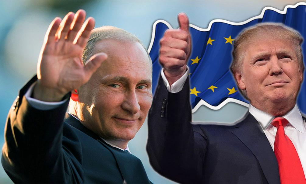 Путин подвел первые итоги Brexit для России: