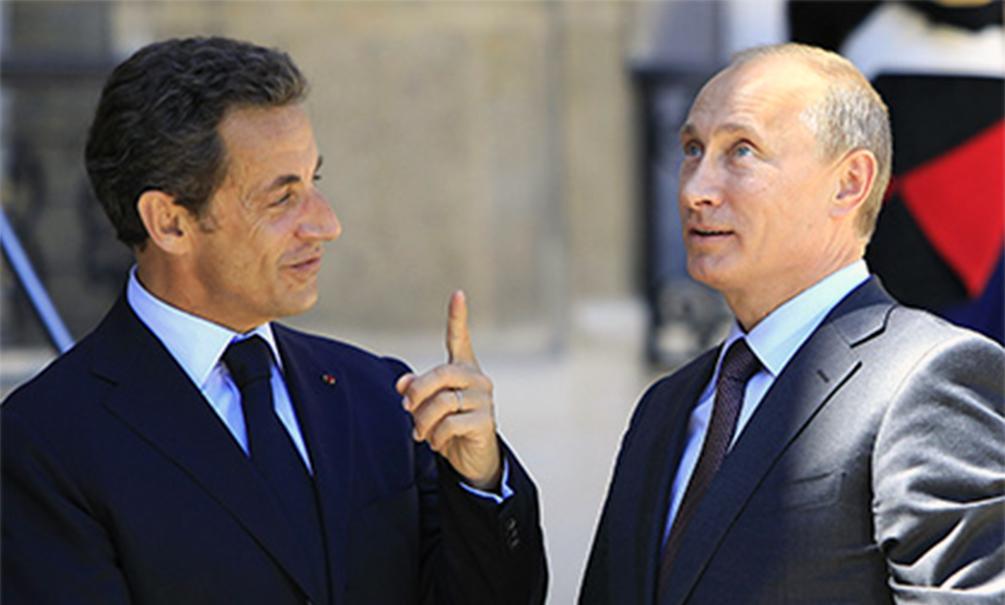 Саркози выступил за отмену санкций и против безвизового режима ЕС с Россией