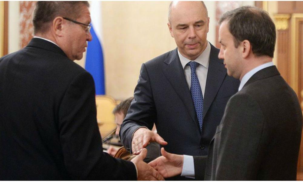 Силуанов затеял бюджетный торг с правительством