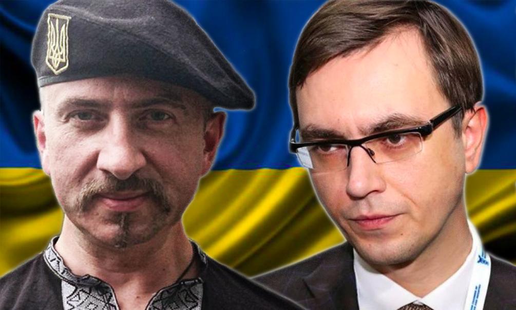 Убитый снайпером в Донбассе оперный певец-правосек оказался братом украинского министра