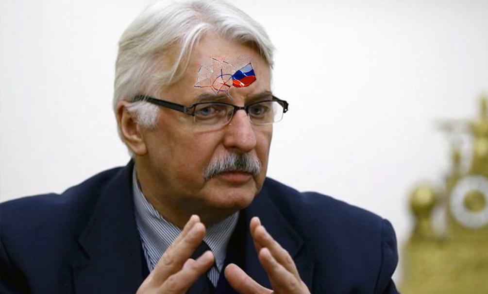 Глава МИД Польши пожаловался на головную боль от агрессивной политики России