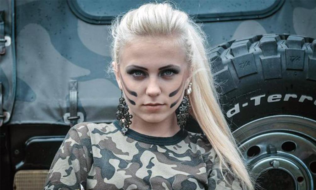 Мисс Славянск-2016 стала блондинка, боровшаяся с «украинскими оккупантами»
