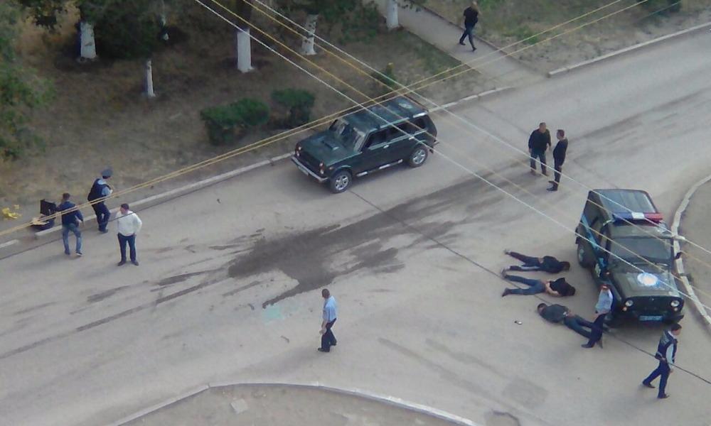 Ваххабиты совершили вооруженное нападение на казахстанский город Актобе