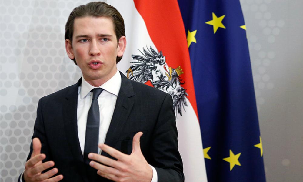 Австрия заявила о желании «сделать значительный шаг навстречу России» и отменить санкции