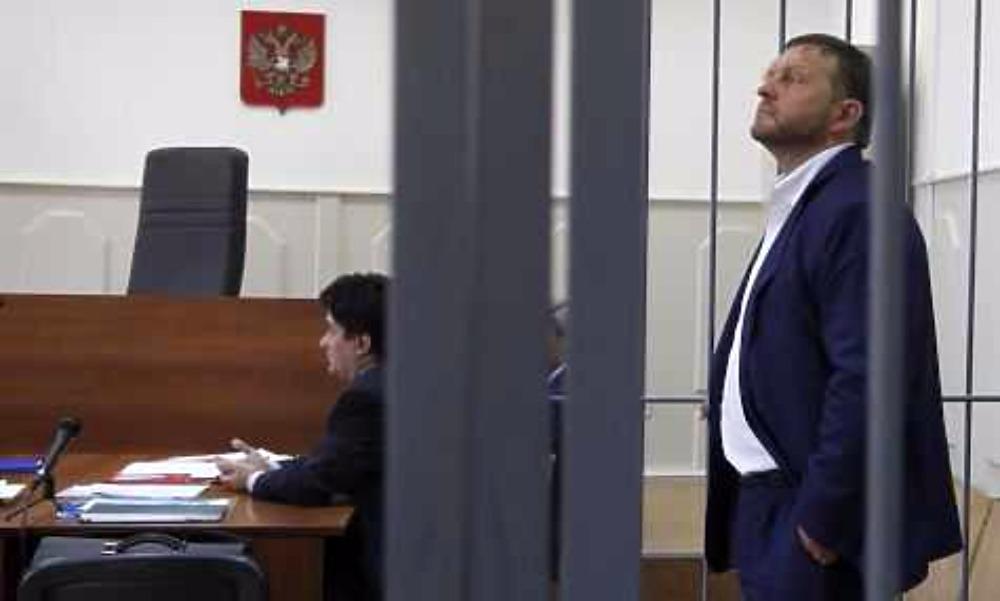 Губернатор Белых в «Лефортово» голодает в ожидании первой встречи с адвокатом