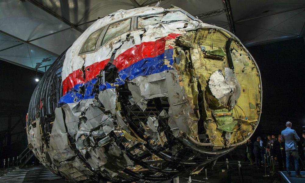 Документы о крушении Boeing в Донбассе изъяли у немецкого детектива